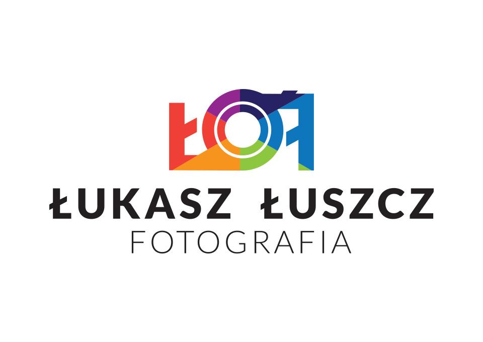 Projekt logo | Łukasz Łuszcz - Fotografia