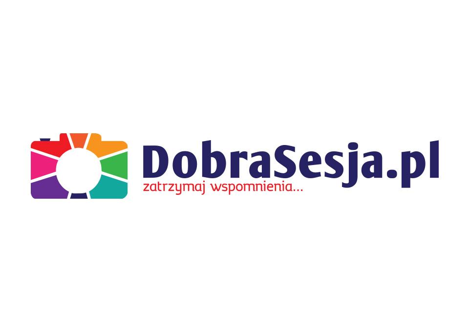 Projekt logo - Dobrasesja.pl