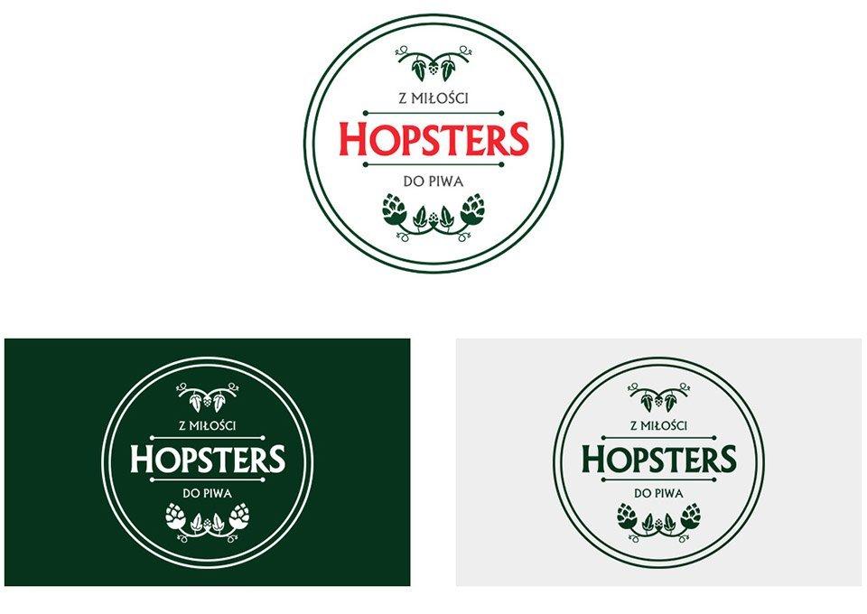 Hopsters-loga